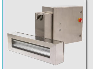Pulsed Light Systems for UV Curing
