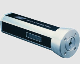 UV Radiometer SpotCure Intensity Meter self-contained, electro-optic instrument designed to measure and display the intensity emitted by a UV curing system