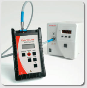 UV Spot Curing System providing complete curing station with unmatched control and repeatability